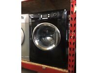 BEKO 9KG 1200 SPIN A++ BLACK WASHING MACHINE RECONDITIONED