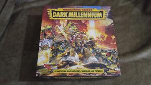 Wahammer 40k oop Dark Millennium