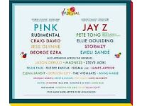 V Festival Red Camping Tickets
