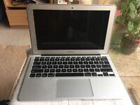 "Apple MacBook Air 11"" inch 2012 8GB RAM 128GB SSD HD"