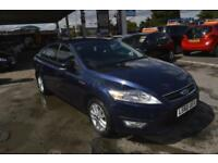 Ford Mondeo 2.0TDCi 140 2010MY Zetec MANUAL ONE OWNER FROM NEW