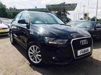 2013 Audi Q3 2.0TDI SE 140BHP **Sat Nav - Bluetooth - 50MPG - Full History**