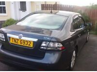 Saab 9-3 AIRFLOW 120 DT for sale. Full MOT to July'18, New Timing belt, New Tires, 50+MPG