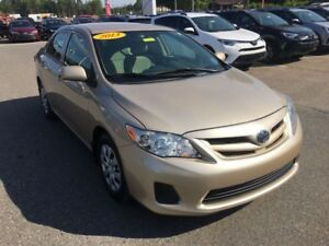 2013 Toyota Corolla CE Auto  ONLY$108 BIWEEKLY 0 DOWN!