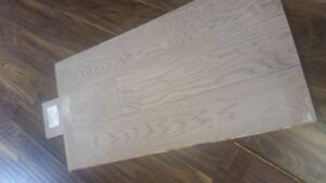 """Blow Out Sale - Panache 6"""" Wire Brushed White Oak Eng Flooring"""