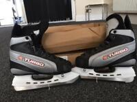 Childrens Xcess Turbo Ice Skates UK Size 2-3.5 New With Box
