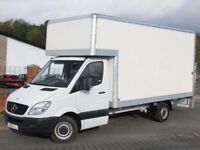 Man with van Hire Service 24/7 available on short notice