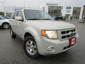 2008 Ford Escape Limited 3.0L   4x4   LEATHER  