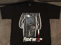 Friday the 13th - T-Shirt - Never Been Worn - Size XL
