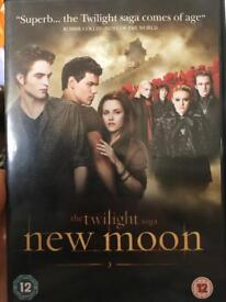 New moon twilight DVD