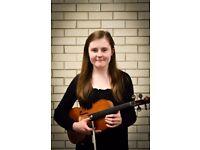 Violin and Viola Tutor in Central Birmingham