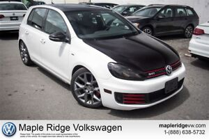 2013 Volkswagen Golf GTI 5-Door Wolfsburg Edition (A6)