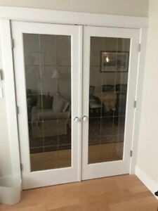 French Doors, pre-hung