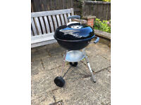 Weber 47cm Kettle BBQ - never been used