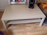 Large IKEA LACK Coffee Table £20