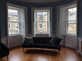Entire flat to rent for Edinburgh Festival