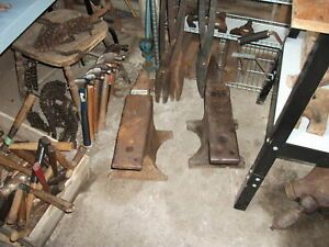 Anvils, Forges, Tongs, Vises, Planes Hammers, Antique Tools