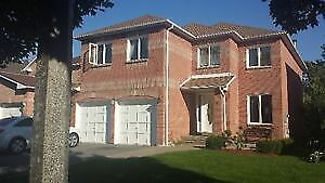 Beautiful 4 Bedroom Home - Located in Ajax