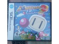 Bomberman Land 2 Touch BOX ONLY for DS