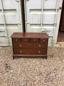 Upcycle stag Minstrel 4 over 2 chest * free furniture delivery*