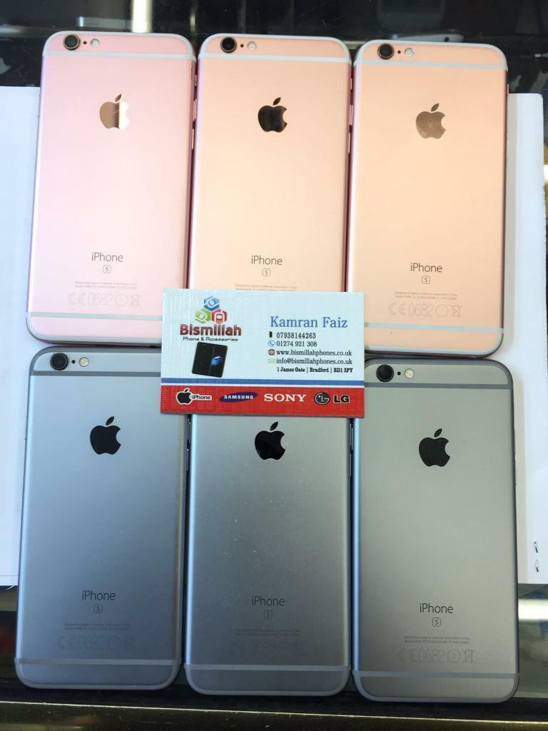 IPHONE 6S 64Gb BRAND NEW CONDITION BOX ROSE SPACE GREY WARRANTYin Bradford, West YorkshireGumtree - IPHONE 6S 64Gb BRAND NEW CONDITION BOX ROSE SPACE GREY WARRANTYshop recieptVODAFONE LEBARA TALK TALK BISMILLAH PHONES BD1 3 P Y Town centre bradford FREE SCREEN PROTECTOR TEMPERED GLASS OR COVERno time wasters please