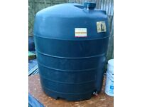 Oil tank - 1300 litre beehive in great condition
