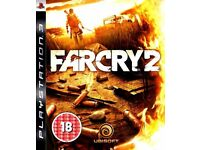 Far Cry 2 PlayStation 3 Game