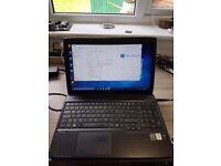 Fujitsu Lifebook A544 15.6 Laptop,750 GB HD 8GB RAM i5 2.50GHz, WIN 10 Pro