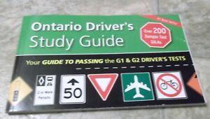 Ontario Driver's Study Guide for G1 and G2 Driver's Test