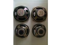 Mercedes ML W163 - 4 Door Original Speakers