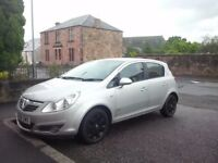 Vauxhall Corsa 1.3 Diesel 73000 miles only Half Leather Interior New MOT Nice and Clean