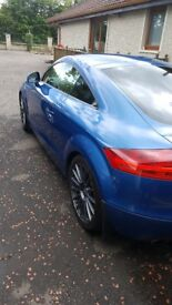 Audi TT 2.0 Petrol TFSI - stunning condition £7500