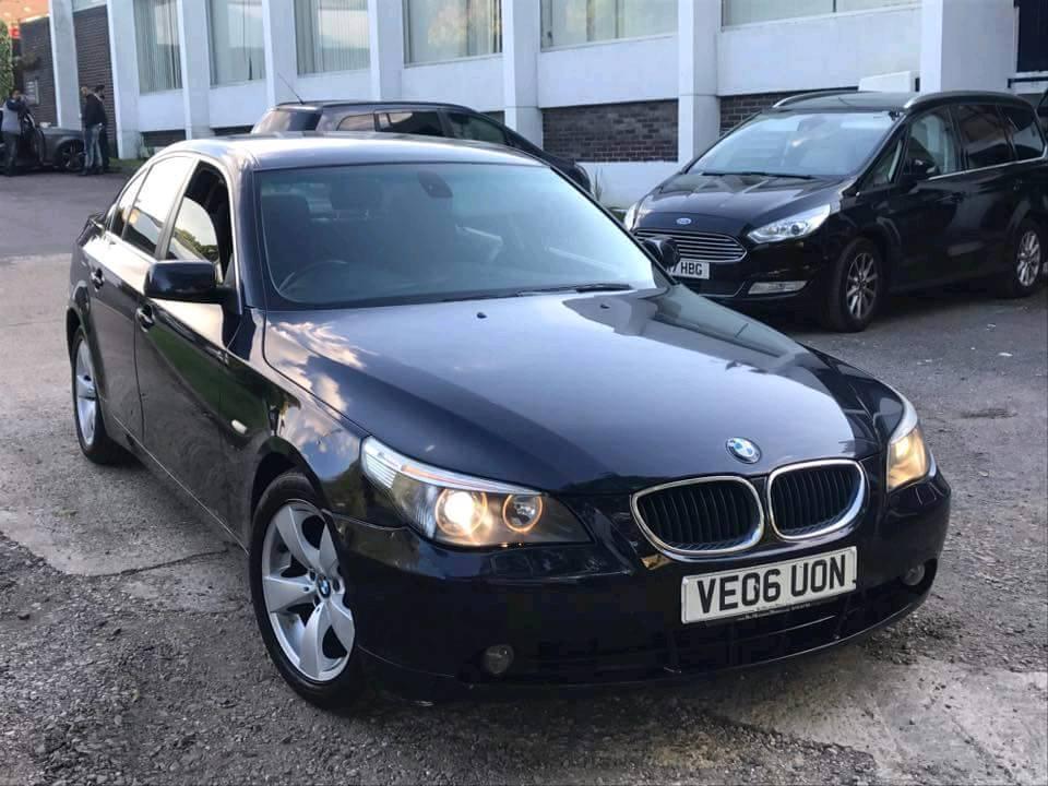 BMW 520d SE Auto