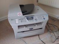 Printer fax scan and copier