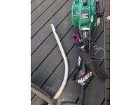 FAULTY Petrol Strimmer Qualcast 30cc PT-3403
