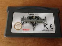 Genuine Kingdom Hearts Chain Of Memories (Disney & Final Fantasy - Nintendo GBA)