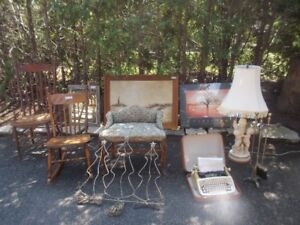 CONTENTS SALE 1626 EWALD RD MISSISSAUGA..MUST GO !