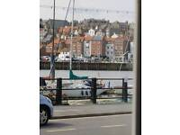 SWAP MY BEAUTIFUL FLAT IN WHITBY FOR A NICE BUNGALOW WITH A GARDEN IF POSSIBLE