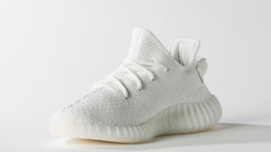 Selling my yeezy boost 350 v2 white