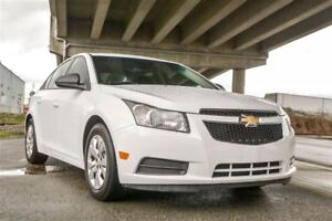 2014 Chevrolet Cruze Langley Location