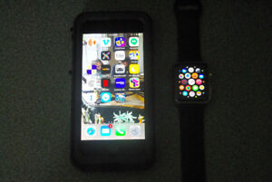 iPhone 6 w/ Apple Watch combo