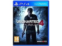Uncharted 4(A thief's end)