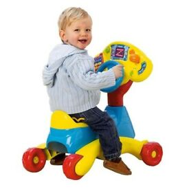 VTech Grow n Go Ride On - 3 in 1 *** EXCELLENT ***