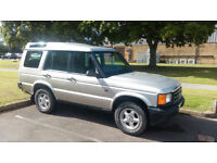 Landrover Discovery 2 TD5 - MOT 23 April 2018