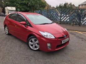 TOYOTA PRIUS T SPIRIT FULLY LOADED MODEL FULL SERVICE HISTORY PCO ELIGIBLE WARRANTED MILES HPI CLEAR
