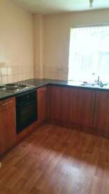 READY 1 bedroom ground floor flat TO RENT