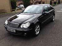 MERCEDES C180 FULL YEARS MOT