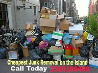 Cheapest Junk Removal Around