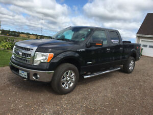 2013 Ford F-150 SuperCrew XTR Pickup Truck