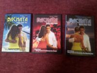 LEARN TO DANCE BACHATA - 3 DVDs - VOLS 1, 2 & 3